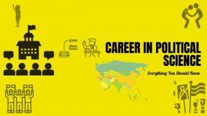 Career in Political Science