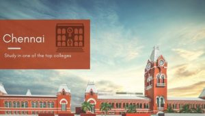 Colleges in Chennai