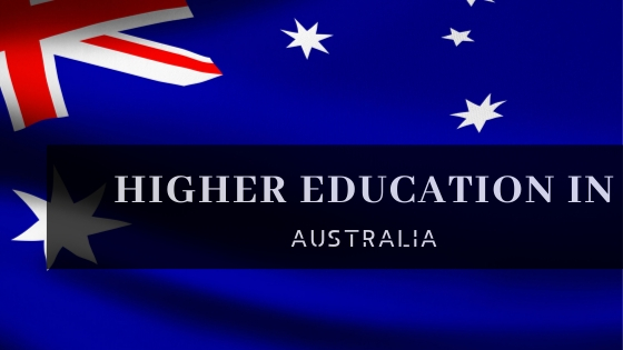 Higher Education in Australia