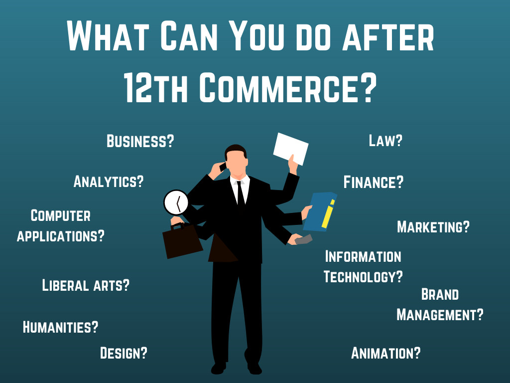 What are the Best courses after 12th commerce