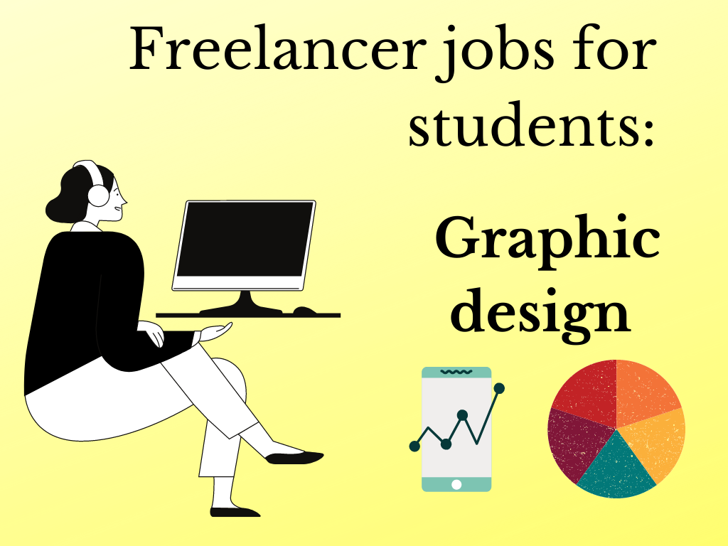 Freelancer jobs for Students: Graphic design