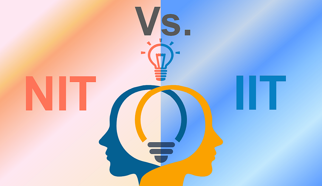 NIT vs IIT: #1 Solution of the Experts' Debate!