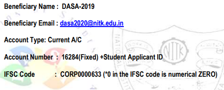 DASA 2021: Eligibility Criteria, Application process, Fee Structure, Latest Changes and Updates 5